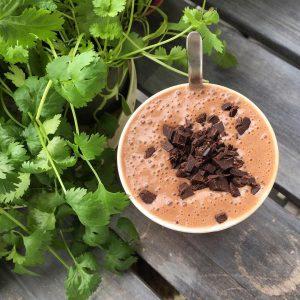 Chocolate Smoothie - Eerlijk en Puur