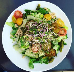 Heerlijk veganistisch eten in Klein Berlijn, Apeldoorn