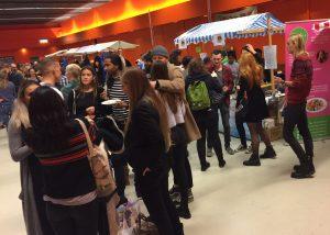 VegFestNL: het jaarlijks feestje voor vegans