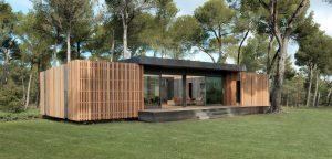 PopUp House: comfortabel en duurzaam wonen voor nog geen € 40.000,-