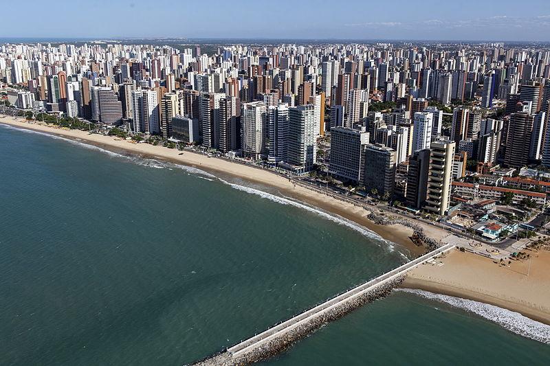 Fortaleza Brazilië - Duurzaamheid ME-Portal da Copa