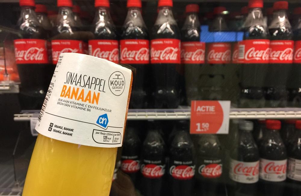 Coca Cola - Consumptie